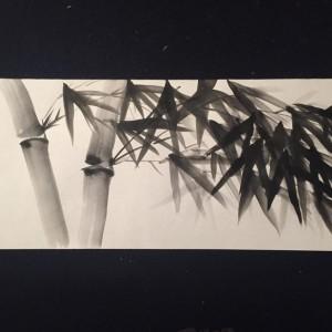 竹法画法1
