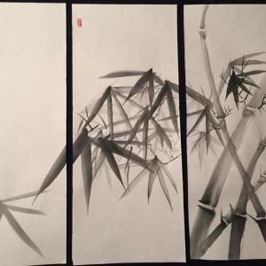 竹法画法2