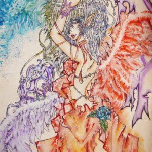 世界を司る女神