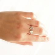 お花の指輪〈花浜匙〉