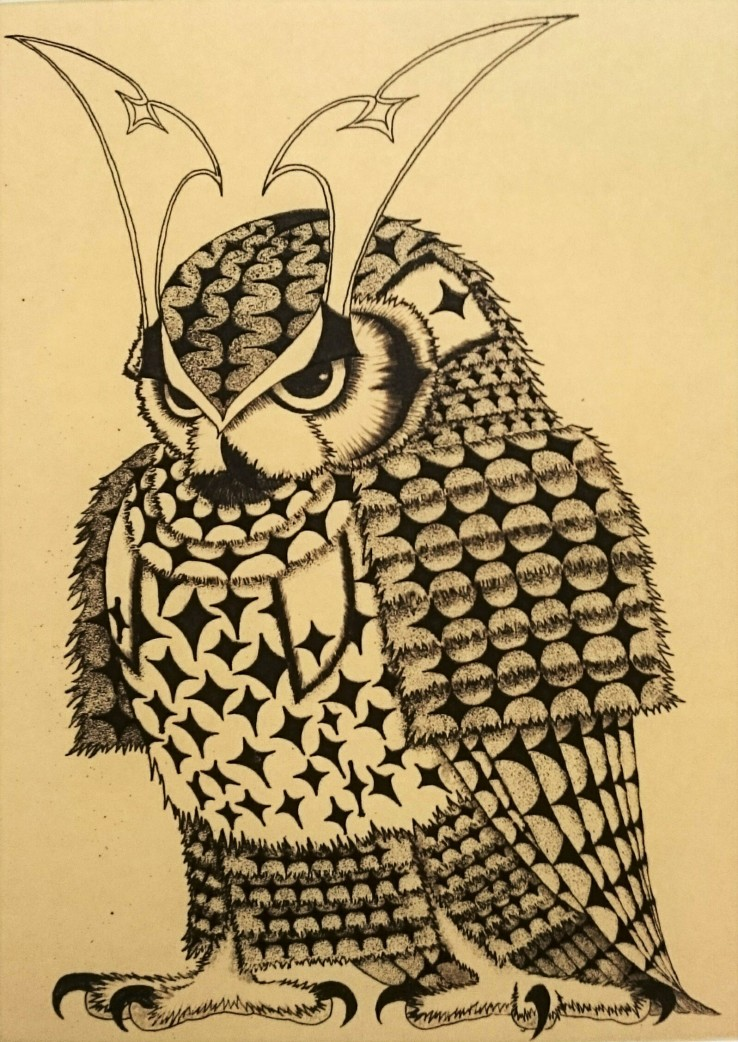 owl warrior -SYOGUN-