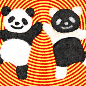 パンダとダンパ
