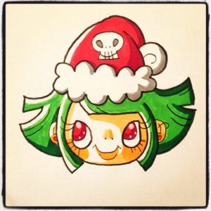 twitter用 クリスマスアイコン