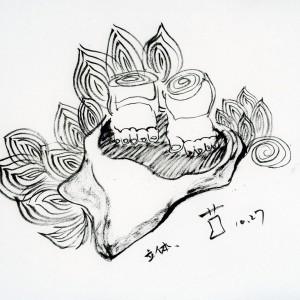 Fragmentsデッサン5