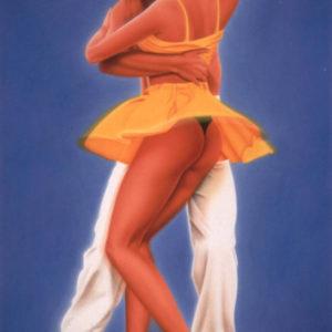 ランバダのダンサー
