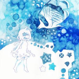 青とおさかな1