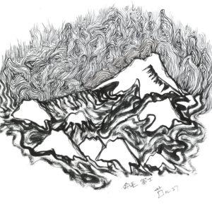 Fragmentsデッサン8
