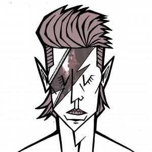 snapshot David Bowie