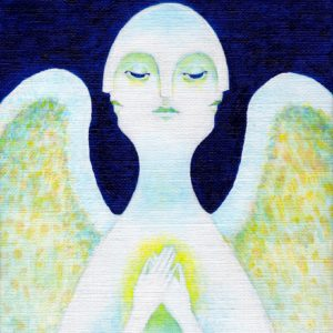 三つ顔の天使