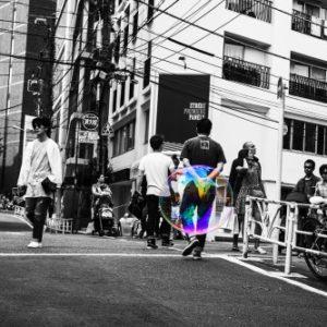 Tokyo monochrome2