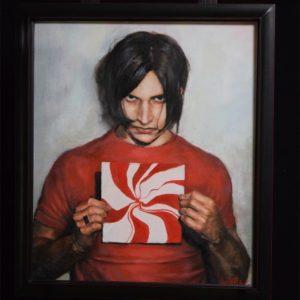 A Portrait of Jack White