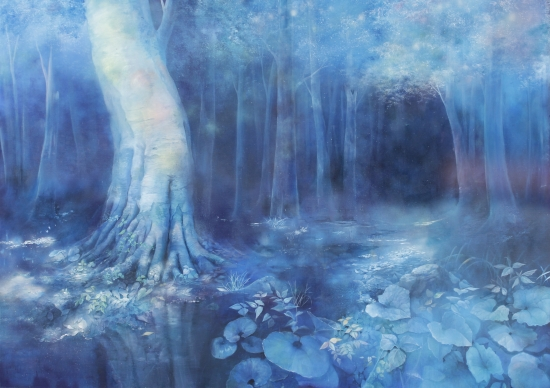 樹木のある風景-存在とイメージ-