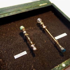 標本:杖「hobbit/thin rain」